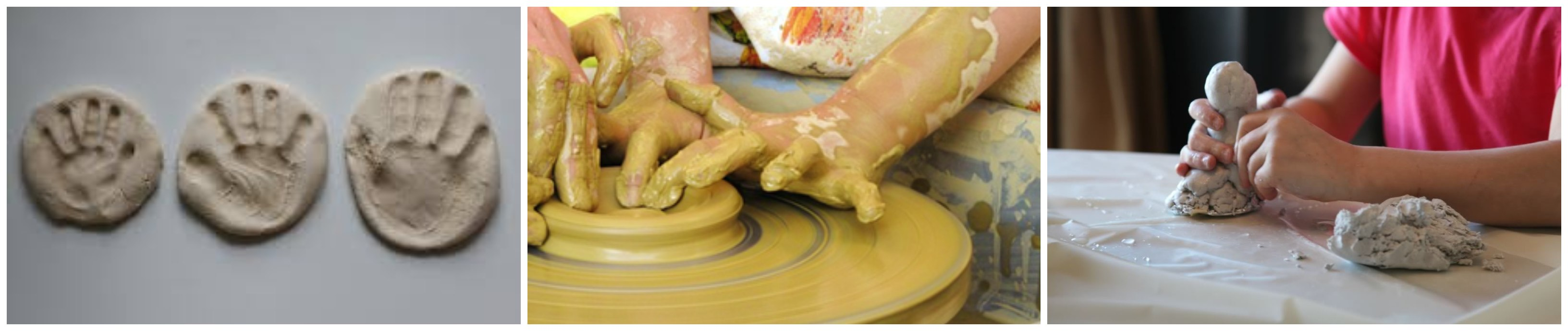 laboratoria di ceramica per bambini